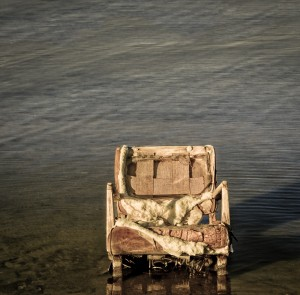 Salton Sea Recliner © Bob Killen 2014